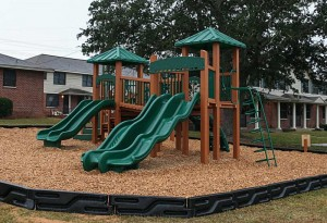Moultrie Housing Authority play set image